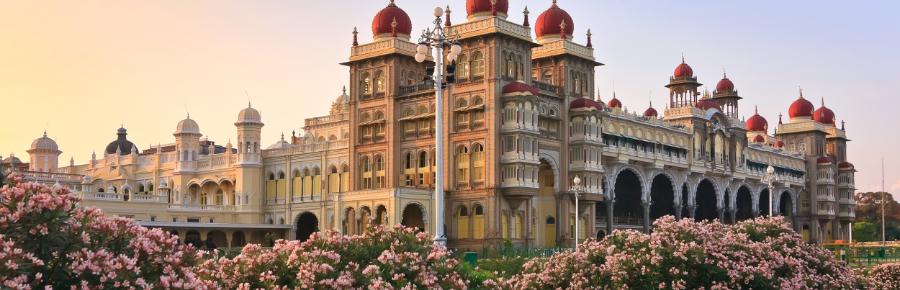 Mysore-India-Semester