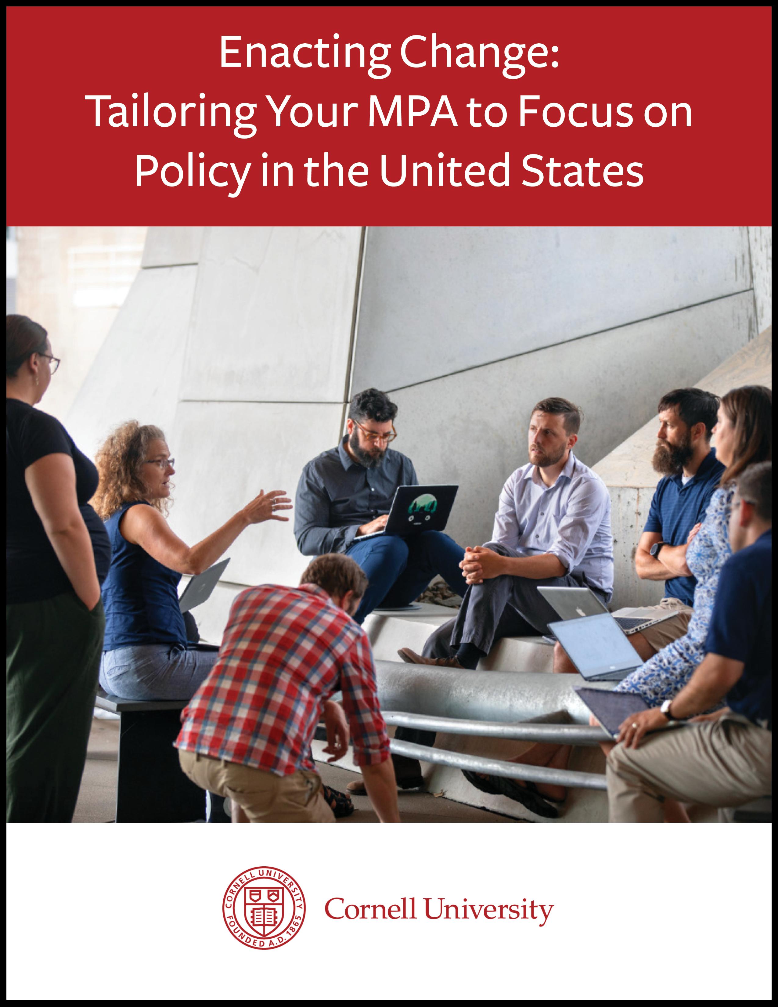 Cornell Domestic Policy eBookcover