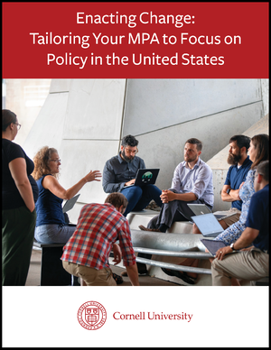 Cornell Domestic Policy eBookcover