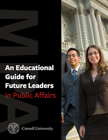 An Educational Guide for Future Leaders in Public Affairs Cover Guide