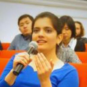 Vanisha Sharma, MPA 2018