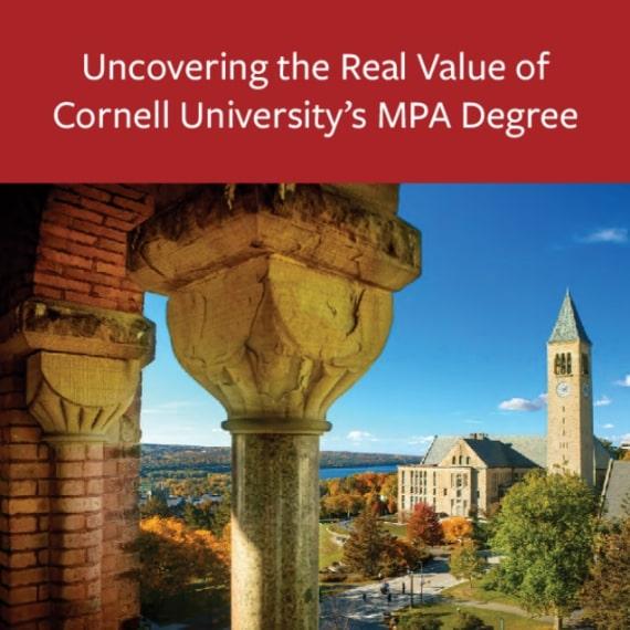 Cornell MPA Guide Cover